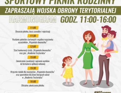 WOTgames – rodzinny piknik sportowy w Grabowcu
