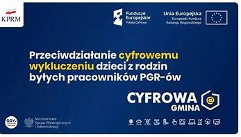 "Cyfrowa Gmina – ""Granty PPGR"""
